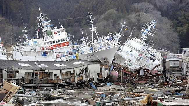 Earthquake Images in Japan 2011 Earthquake in Japan 2011
