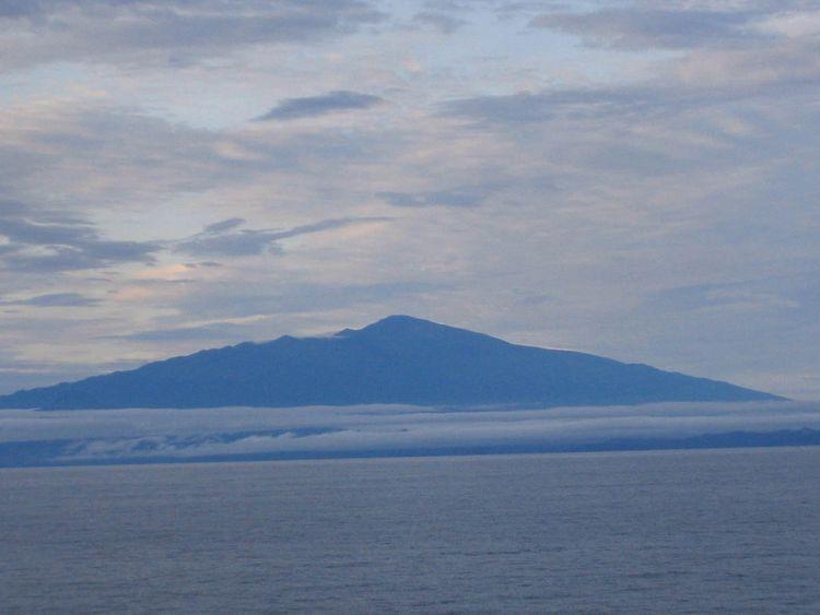 West Africa Mount_cameroon-ocean