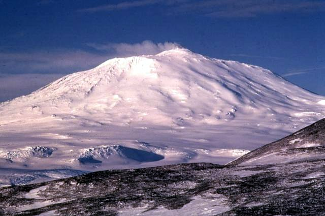 The Ring Of Terror Volcano
