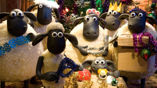 shaun-the-sheep-christmas-picture | VolcanoCafé