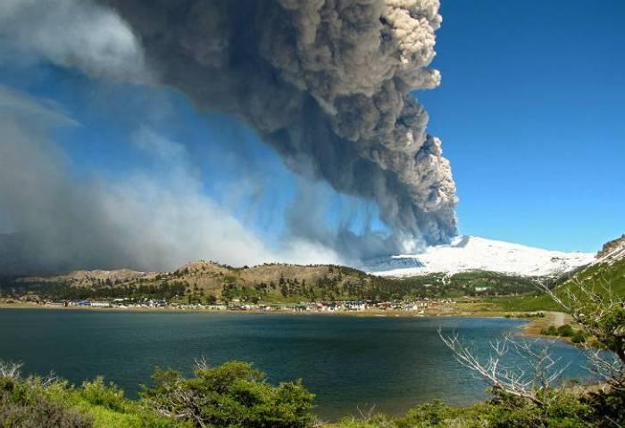 Copahue-Volcano