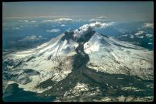 Lahar at Mount Saint Helens 1982. Image by USGS. http://volcanoes.usgs.gov/volcanoes/st_helens/st_helens_gallery_28.html