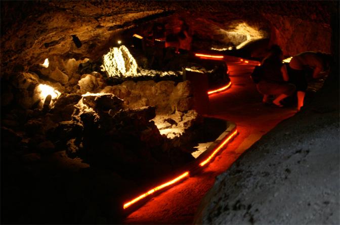 MLV lava tube