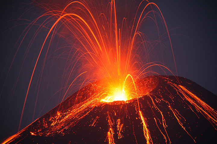Types of Volcanic Eruptions | VolcanoCafé
