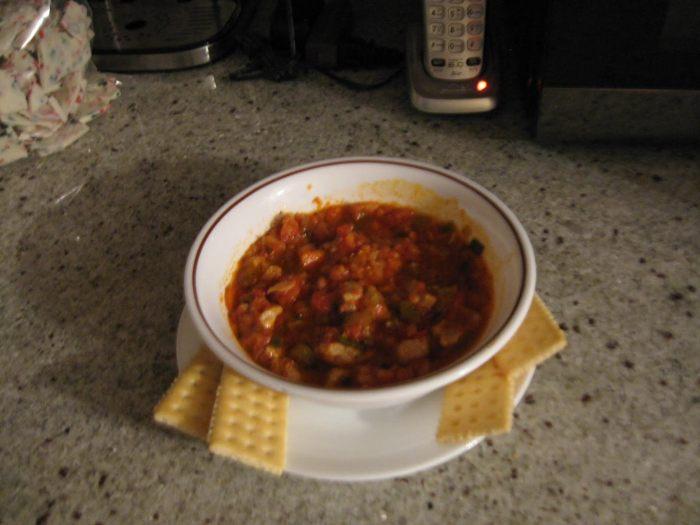 rhyolite stew