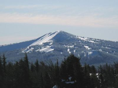 Fig 4. Tumalo Mountain (skiingthebackcountry.com)