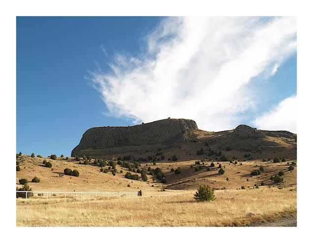Wagon Mound in Ocate Volcanic Field - http://nmnaturalhistory.org/volc_ocate.html
