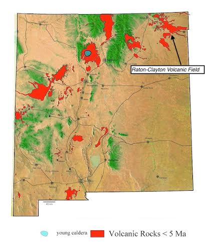 Raton – Clayton Volcanic Field - http://nmnaturalhistory.org/volc_raton.html