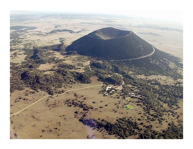 The Raton Clayton Volcanic Field Volcanocaf 233