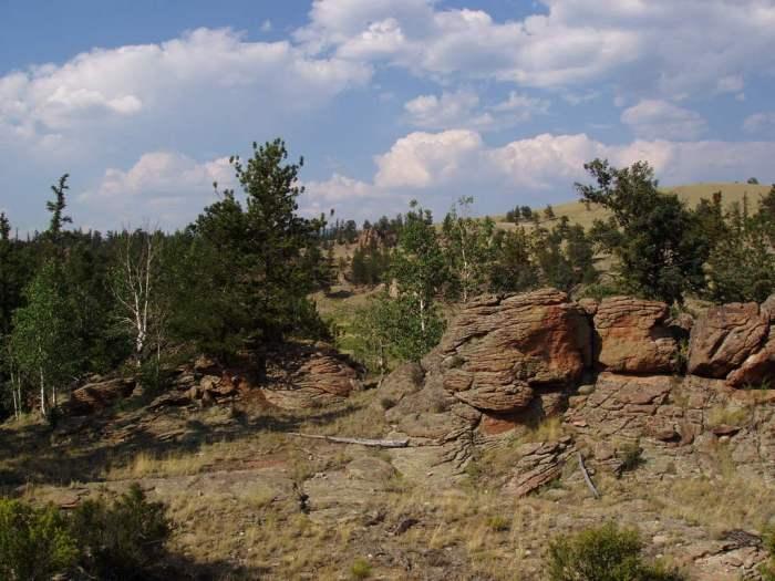 Fish Canyon Tuff – La Garita Caldera, Colorado