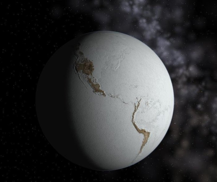 Lately it seems like the Ice Age and Snowball Earth is back in fashion among those who dream dark dreams about the end of times.