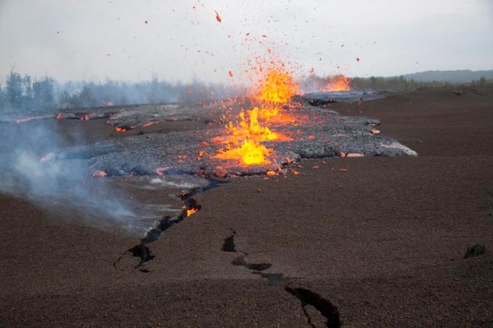 USGS Photography. Big Island, Hawai'i.