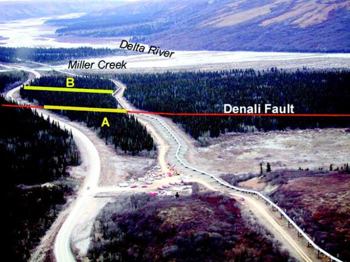TAPS – Denali Fault Crossing --  http://www.bssaonline.org/content/94/6B/S58/F2.expansion.html