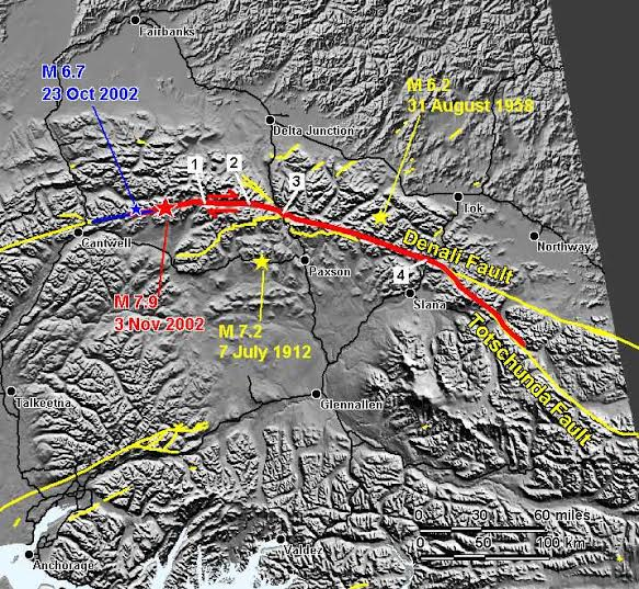 2002 Denali Fault Earthquake  --  http://www.unavco.org/community_science/science_highlights/alaskaEQ/alaskaEQ.html