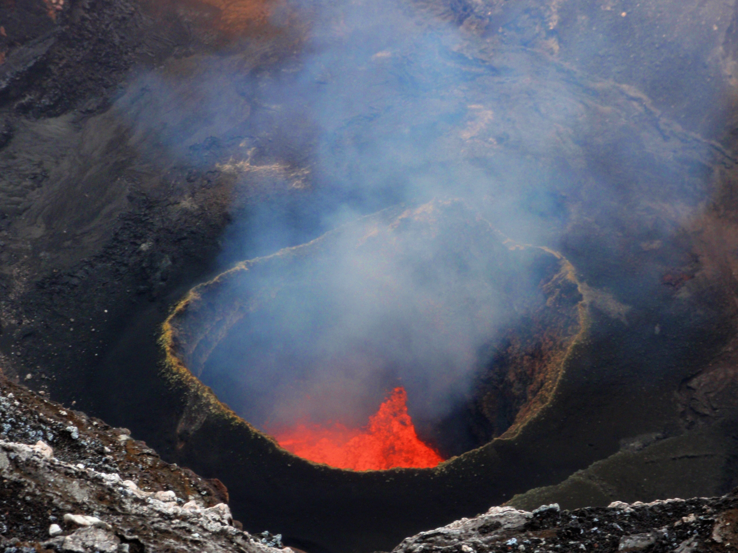 Hekla volcano - fire-breathing magnificence