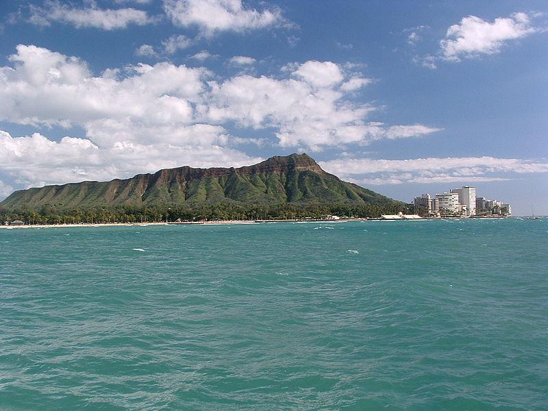 The Volcanoes Of Oahu  Hawaii