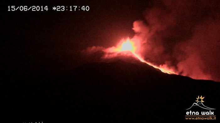 Etna from webcam at www.etnawalk.it/webcam/