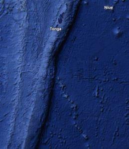 Louisville Seamount range. Image by google.