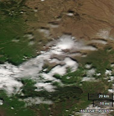 Aqua/Modis (NASA) image from 11 June 2014.