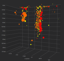 Image taken from Baering Github. In red you see the rapidly evolving fissure.