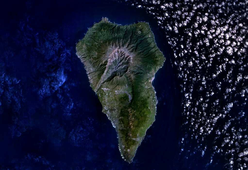 La Palma One Of The Volcanic Canary Islands Volcanocaf 233