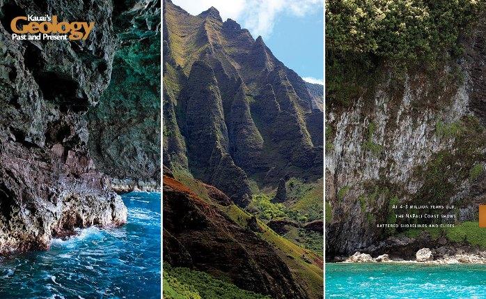 Seaside cliffs of Kauai
