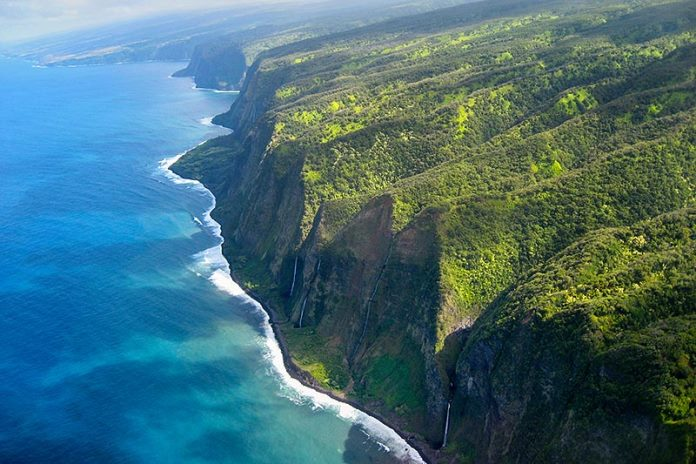Sea Cliffs of Molokai