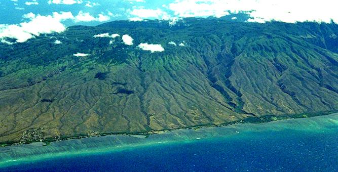 East Molokai Volcano