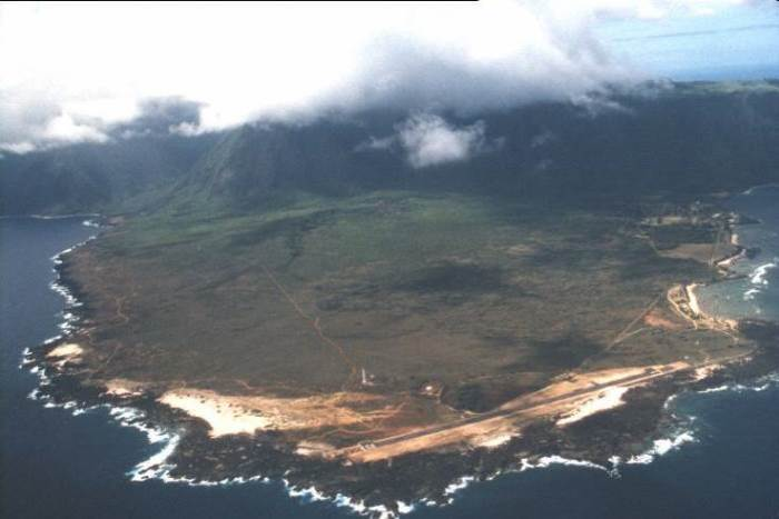 Kalaupapa - Rejuvenated Shield Volcano