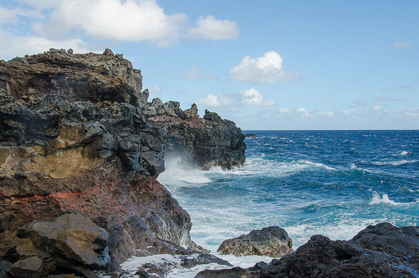 Maui Shore Line