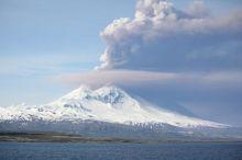 Last Pavlof Eruption 6/04/14
