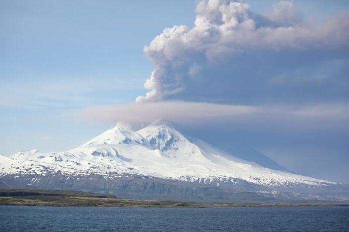 Last Pavlof Eruption Jun 4, 2014