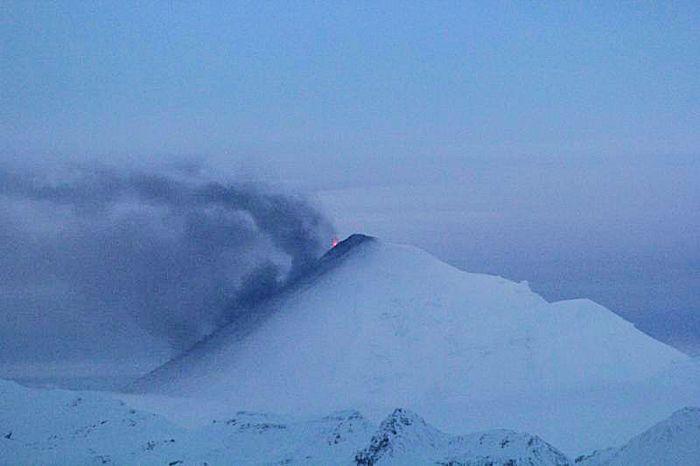 Initial Eruption as of Nov 12, 2014