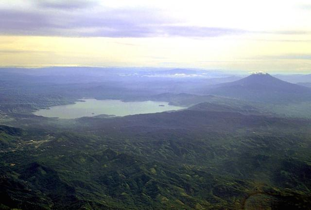 Lake Ilopango and San Salvador Volcanic complex - http://www.volcano.si.edu/volcano.cfm?vn=343060