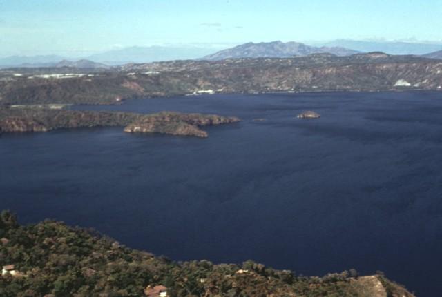Ilopango Caldera and Lake