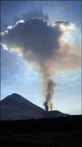 Nov. 2014 eruption (courtesy of INVOLCAN-OVCV)