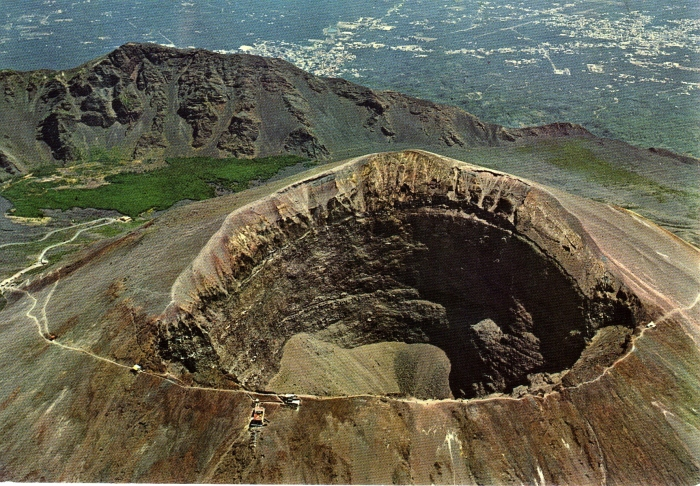 Will the Wrath of Vesuvius prevail?